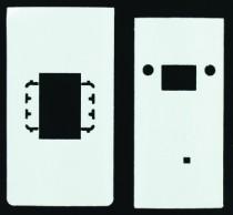 Motorisation de porte et portail : Kit obturateur