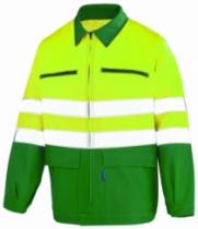 Vêtement de travail : Veste fluo Base 2