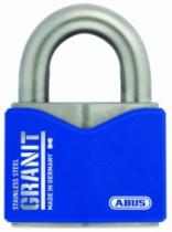 Cadenas à clés : Inox granit 37 ST/55