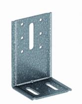 Connecteur métallique assemblage bois : Equerre de bardage - EBC