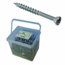 Inox A2 - torx 25 - FP - bois résineux