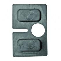 Main courante et garde-corps inox 316 : Accessoires pour pinces