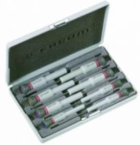 Tournevis : Coffret de 8 tournevis Micro-Tech® - à fente - Phillips® Série AEF.J3
