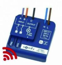Verrou et serrure électronique autonome : Micro-récepteur d'éclairage on/off IZYMO™