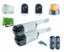 Motorisation de porte et portail : Ixengo L 24V 3S io - pack confort