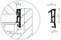 JOINT RECOUVREMENT SPV4518F NOIR ML