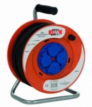 Enrouleur - prolongateur : Série IBP - Câble H07 RN avec disjoncteur thermique
