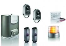 Motorisation de porte et portail : Elixo 500 3S io - pack confort