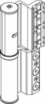 Paumelle PVC et aluminium : Paumelle LINEA 3D