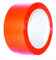 Ruban adhésif : Ruban PVC orange standard