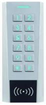 Contrôle d'accès filaire : Clavier à codes / lecteur RFID autonome