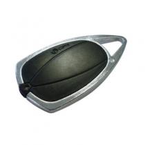 Vigik : Badge porte-clé de proximité métal - 125 Khz