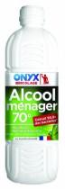 Retouche et traitement du bois : Alcool menager 70°