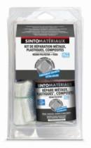 Mastic à métaux : Kit de Réparation Métaux & Composites