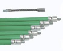 Ramonage : Kit de ramonage pour conduits fioul - bois - charbon