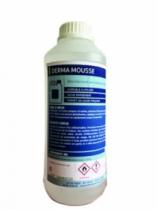 Savon : Nettoyant désinfectant DERMA MOUSSE