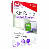 Solution domotique : Kit radio volet roulant KITRADIOVRP