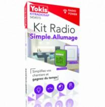 Solution domotique : Kit radio simple allumage KITRADIOSA