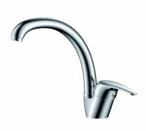 Robinetterie sanitaire domestique : Mitigeur d'évier haut - modèle Pola