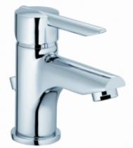Robinetterie sanitaire domestique : Mitigeur de lavabo + vidage - modèle Alto