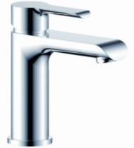 Robinetterie sanitaire domestique : Mitigeur de lavabo + vidage - modèle Koncerto