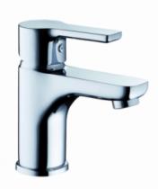 Robinetterie sanitaire domestique : Mitigeur de lavabo + vidage - modèle Columbia