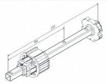 Motorisation fenêtre et volet : Accessoires Deprat