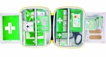Trousse de secours : Kit de premiers secours modèle moyen
