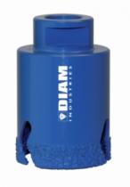 """Foreuse à eau : Couronne diamantée - SX technologie """"vacuum brazed"""" pour END712P"""