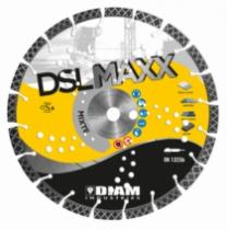 Disque diamant - DSL MAXX