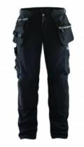 Vêtement de travail : Pantalon artisan softshell 3 couches
