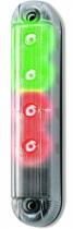 Alimentation et accessoire : Feu led bicolore rouge-vert - 12 Vca/vcc
