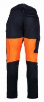 Vêtement de travail : Pantalon anti-coupure ventilé