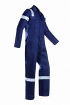Vêtement de travail : Combinaison ignifugée antistatique Aversa