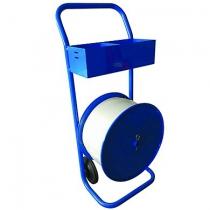 Emballage : Dévidoir mobile pour feuillard