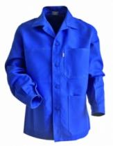 Vêtement de travail : Veste Plantoir et pantalon Clou bleu