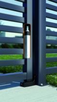 Ferme-porte divers : Ferme-porte integré INTERIO - 150 kg