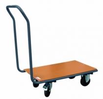 Manutention : Chariot à dossier fixe 250 kg