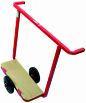 Manutention : Chariot porte panneaux 150 kg