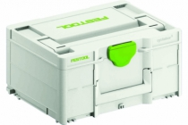 Rangement : Coffret systainer SYS3 M 187