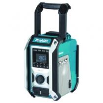Batterie - chargeur - lampe électro-portatif : Radio de chantier Bluetooth DMR114