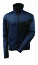Vêtement de travail : Veste polaire zippée