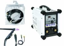 Poste de soudage Tig : Packs poste Tig 220 DC HF FV
