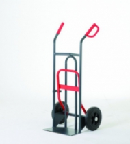 Manutention : Diable pelle rabattable - charge 250 kg