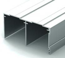 Coulissant meuble bois : Profils coulissant P300-19 / P710