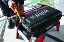 Composition d'outillage : Trolley III vide + outils