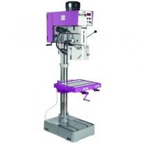 Machine stationnaire travail du métal : Perceuse taraudeuse sur colonne 40 CV