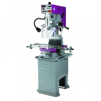 Machine stationnaire travail du métal : Perceuse fraiseuse taraudeuse 30 FTV
