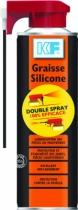 Produits de maintenance : Graisse silicone 500 double spray