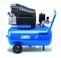 Compresseur d'air : Mono étagé - 24 litres